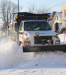 "<div class=""source"">Stephen Lega</div><div class=""image-desc"">Road crews work Tuesday morning, Feb. 17, to clear snow from the streets. </div><div class=""buy-pic""></div>"