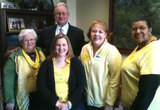 """<div class=""""source""""></div><div class=""""image-desc"""">Pictured with State Sen. Jimmy Higdon are, from left, Carol Nally, Kelli Smith, Rose Graves and Amy Morgeson.</div><div class=""""buy-pic""""></div>"""