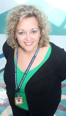 """<div class=""""source"""">Stevie Lowery</div><div class=""""image-desc"""">Christina McRay is the new principal at Lebanon Middle School. </div><div class=""""buy-pic""""><a href=""""/photo_select/33878"""">Buy this photo</a></div>"""