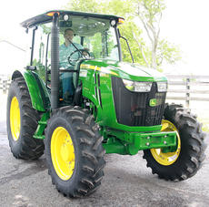"<div class=""source"">Stephen Lega</div><div class=""image-desc"">Bradley Warren of Limestone FLW drove the tractor to the nursing home. </div><div class=""buy-pic""><a href=""/photo_select/34776"">Buy this photo</a></div>"