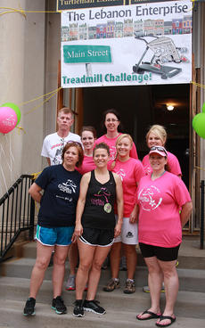 "<div class=""source"">Stephen Lega</div><div class=""image-desc"">Marion County Girls on the Run board members gather for a quick pic in front of the Marion County Heritage Center before the event got rolling.</div><div class=""buy-pic""><a href=""/photo_select/27667"">Buy this photo</a></div>"
