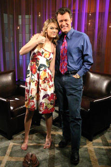 """<div class=""""source""""></div><div class=""""image-desc"""">Pictured is Trent Clutts with country music artist Taylor Swift. </div><div class=""""buy-pic""""></div>"""