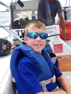 "<div class=""source"">Photo submitted by Katie Spalding</div><div class=""image-desc"">Caleb Spalding gets ready for his first parasailing trip at Daytona Beach, Florida. He is the son of Katie and John Paul Spalding. </div><div class=""buy-pic""></div>"