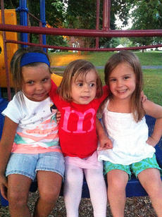 "<div class=""source"">Photo submitted by Jeni Hall</div><div class=""image-desc"">Pictured, from left, are Mya Hill, Misha Mckinney and Tinley Hall making memories at Graham Memorial Park in Lebanon.</div><div class=""buy-pic""><a href=""/photo_select/36714"">Buy this photo</a></div>"