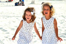 "<div class=""source""></div><div class=""image-desc"">Pictured is Alani Elizabeth Wheatley, left, daughter of Matthew and Amy Wheatley, and Lila Grace Bickett, daughter of Jamie and Jessica Bickett, on the beach in Destin, Florida. </div><div class=""buy-pic""><a href=""/photo_select/36715"">Buy this photo</a></div>"