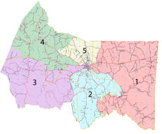 """<div class=""""source""""></div><div class=""""image-desc"""">The map above shows proposed changes to the Marion County Fiscal Court's magisterial districts.</div><div class=""""buy-pic""""></div>"""
