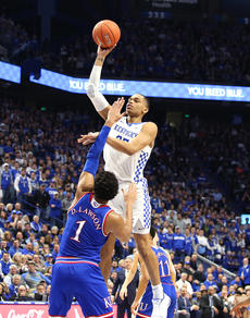 """<div class=""""source""""></div><div class=""""image-desc"""">Sophomore PJ Washington admits he gets lackadaisical at times and that makes coach John Calipari angry because he says Washington has the talent to be one of the nation's best players.</div><div class=""""buy-pic""""></div>"""