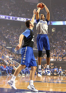 """<div class=""""source"""">Vicky Graff/Special to the Enterprise</div><div class=""""image-desc"""">Freshman Skal Labissiere could be the biggest cut-up on this year's Kentucky team based on what teammates say. He could also be the top pick in the 2016 NBA draft. </div><div class=""""buy-pic""""></div>"""