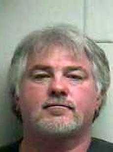 """<div class=""""source""""></div><div class=""""image-desc"""">Michael Gibson, 48, of Raywick has been charged with second-degree assault. The court records read that Gibson and Gribbins both caused physical injury to Phillip J. Franklin, 22, of Springfield by hitting him with a pistol. Gibson was further charged with terroristic threatening for threatening to kill Franklin.</div><div class=""""buy-pic""""></div>"""