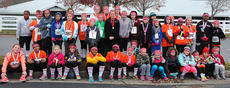 """<div class=""""source""""></div><div class=""""image-desc"""">Pictured are Marion County's Girls on the Run participants after finishing the GOTR 5K Saturday at Keeneland in Lexington. </div><div class=""""buy-pic""""></div>"""