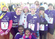 "<div class=""source""></div><div class=""image-desc"">Pictured is the inaugural class of Marion County's Girls On The Run. They are (bottom row) Aundaria Brown and Imani Biggers; (second row) Alivea Peake, Stevie Lowery (head coach), Jeri Mattingly, Zaria Mattingly, Brianna Mattingly and Kali Greene; (back row) Madison Davis and Marti Tungate.</div><div class=""buy-pic""></div>"