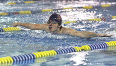 "<div class=""source"">Jessica Veatch</div><div class=""image-desc"">Jonathan Spalding swims in the 200 individual medley during the home swim meet Thursday night against Taylor County and Campbellsville. Spalding won this event.</div><div class=""buy-pic""><a href=""/photo_select/17682"">Buy this photo</a></div>"