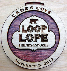 """<div class=""""source""""></div><div class=""""image-desc"""">The Cades Cove Loop Lope is Sunday, Nov. 3, 2019. The 10-mile race begins at 7:30 a.m., and the 5k race begins at 7:35 a.m. A 5-kilometer route and 10-mile route will be available. The 5k route will be swept after 1.5 hours. The 10-mile route will be swept after 2.5 hours.</div><div class=""""buy-pic""""></div>"""