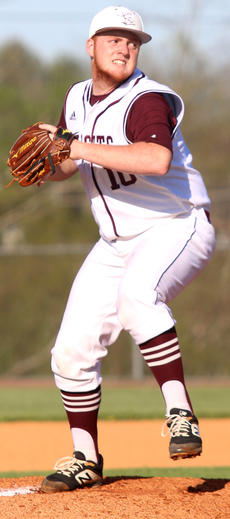 """<div class=""""source"""">Gerard Flanagan</div><div class=""""image-desc"""">Davis Rafferty throws a pitch in Marion County's 12-0 victory over Taylor County on April 16 at Dave Hourigan Field. Rafferty allowed only four hits in a shutout win.</div><div class=""""buy-pic""""><a href=""""/photo_select/65989"""">Buy this photo</a></div>"""