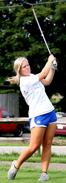 """<div class=""""source"""">Gerard Flanagan</div><div class=""""image-desc"""">Ava Spalding tees off during golf practice at the Lebanon Country Club on July 18.</div><div class=""""buy-pic""""><a href=""""/photo_select/67626"""">Buy this photo</a></div>"""