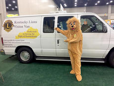 """<div class=""""source""""></div><div class=""""image-desc"""">Members of the Lebanon Lions Club travelled to Louisville to help provide free vision screenings in the Kentucky Lions Eye Foundation's booth at the Kentucky State Fair.</div><div class=""""buy-pic""""></div>"""