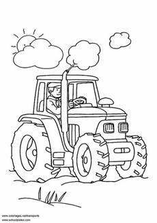"<div class=""source"">http://www.edupics.com/coloring-page-tractor-i3097.html</div><div class=""image-desc"">This is actually a coloring page in case you or your kids take a notion to get creative with a tractor.</div><div class=""buy-pic""></div>"