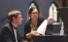 "<div class=""source"">Stephen Lega</div><div class=""image-desc"">William Budai plays piano as Paola Land turns the pages for him during a concert Sept. 2 at the Loretto Motherhouse.</div><div class=""buy-pic""><a href=""http://web2.lcni5.com/cgi-bin/c2newbuyphoto.cgi?pub=015&orig=web-loretto%2Bconcert-pianist%2B%2526%2Bpage%2Bturner.jpg"" target=""_new"">Buy this photo</a></div>"