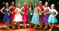 "<div class=""source"">Stevie Lowery</div><div class=""image-desc"">Pictured are the award winners. They are, from left, Mya Emmons, Tessa Hillman, Fernanda Reyes, Caroline Ball, Kelly Miles, Jessah Hughes, Elise Carpenter, Alyssa Followay and Alivea Peake.</div><div class=""buy-pic""><a href=""/photo_select/62605"">Buy this photo</a></div>"