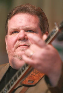 """Four-time national banjo champion Gary """"Biscuit"""" Davis returns to the stage at this year's Kentucky Bluegrass Music Kickoff."""