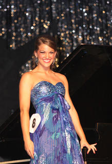 Christine Mattingly was named the 2011 Marion County Junior Miss.
