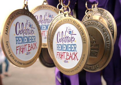 The 2011 Marion County Relay for Life was held June 17-18 in Lebanon.