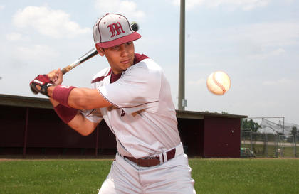 Paul Spalding is the baseball player of the year.