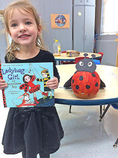 Claira DeAtley-Ladybug Girl and Bumblebee Girl