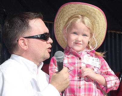 Participant No. 11, Kenleigh Richardson, is the daughter of Kendra Southerland.